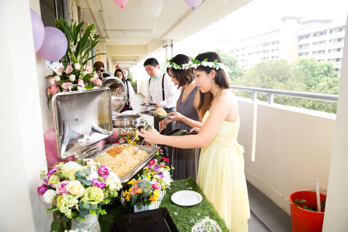 How Wedding Catering Singapore Enhance Beauty Of A Wedding Party Cateringservicessingapore